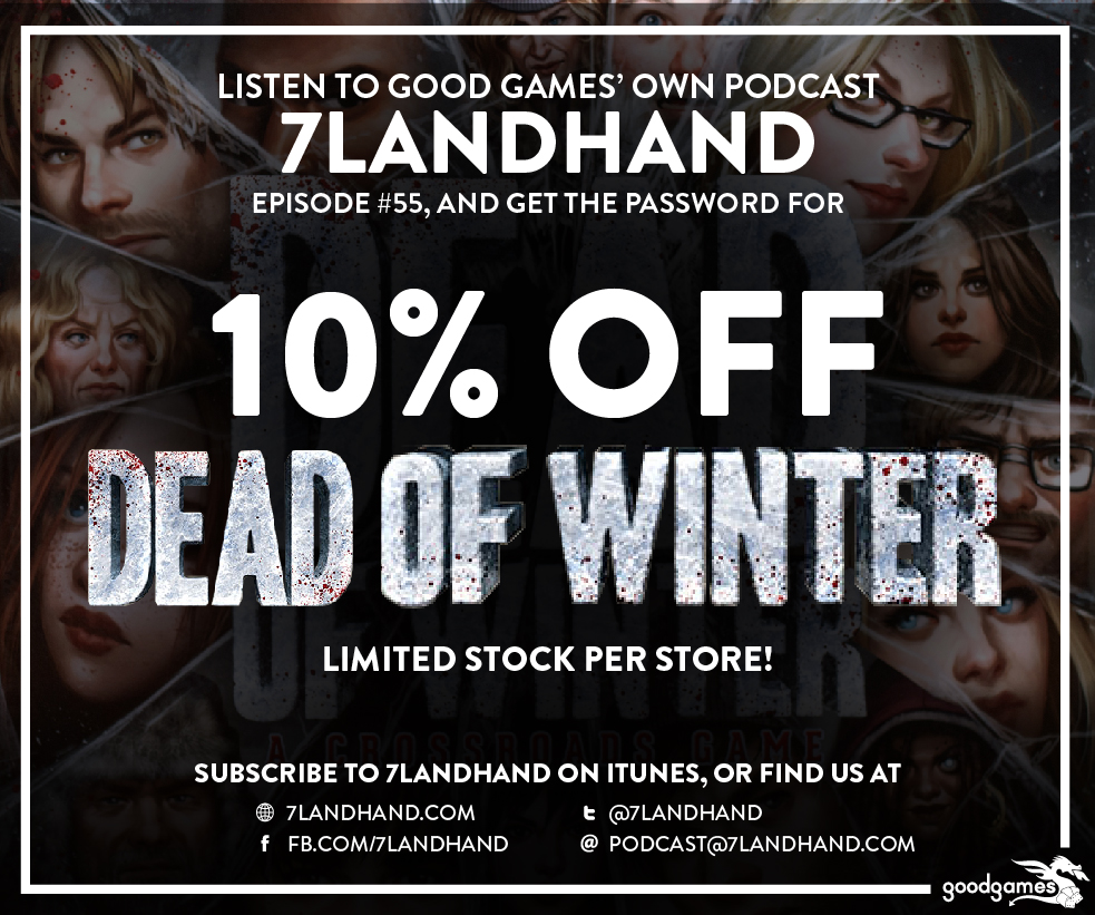 FACEBOOK POST - 7LandHand Dead of Winter