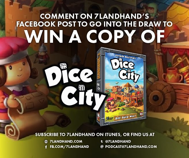 FACEBOOK POST - 7 Land Hand Dice City Win Copy