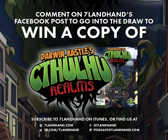 FACEBOOK POST - Cthulhu Realms Win